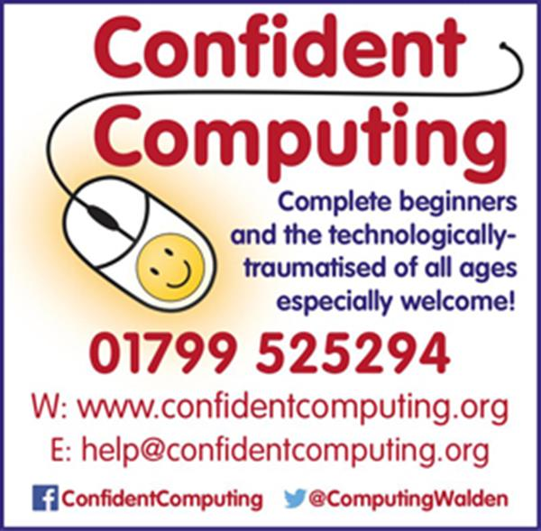Advert for Confident Computing
