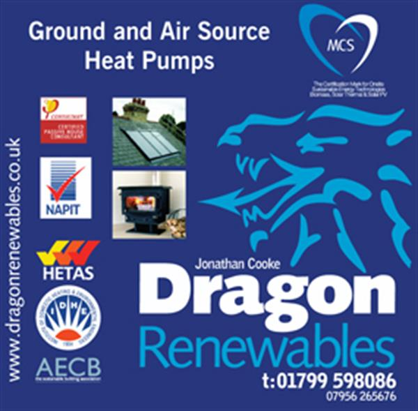 Advert for Dragon Renewables