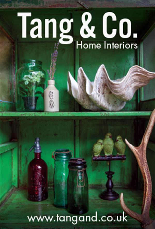 Advert for Tang & Co Home Interiors